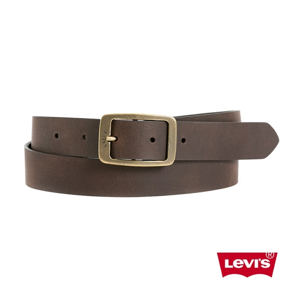 *Price Drop/$9.99 shipping* Levi 100% leather belt